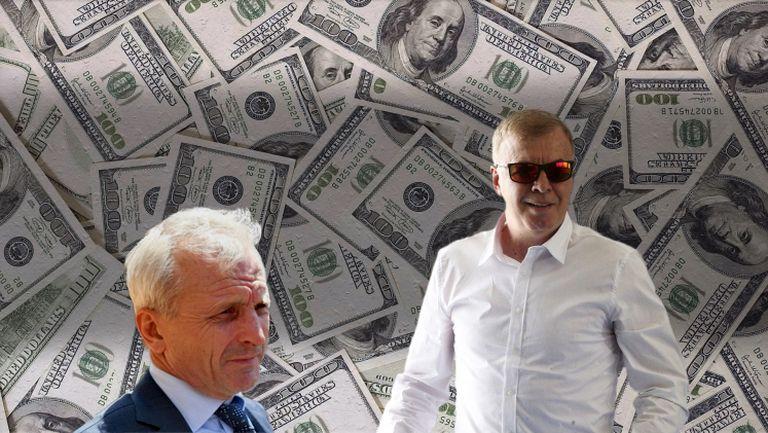 Сираков призна за заем от Гриша Ганчев, благодари на собственика на ЦСКА-София