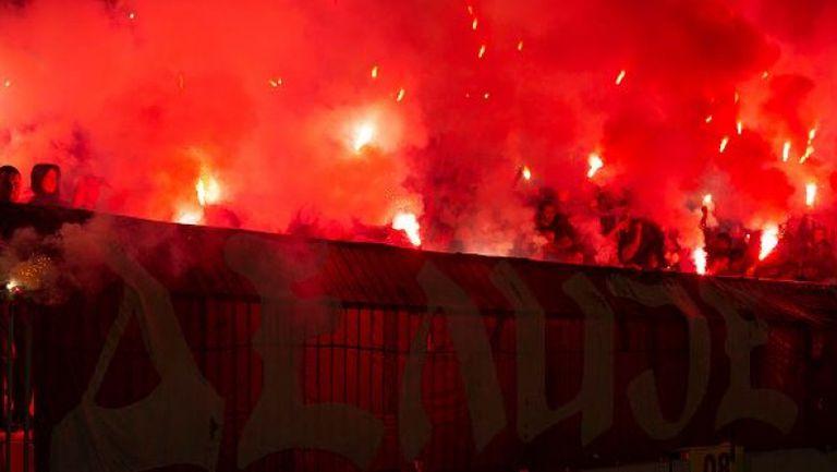 15 000 души в Белград на Партизан - Цървена звезда