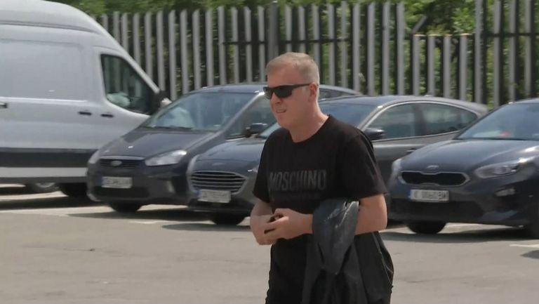 """Наско Сираков пристигна на """"Лаута"""" за мача на """"сините"""" с Арда"""