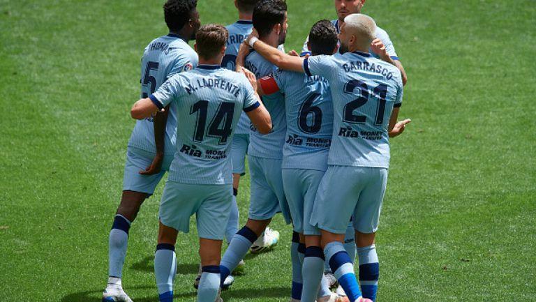 Атлетик Билбао - Атлетико Мадрид 1:1