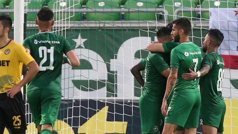 Късен гол на Жоржиньо даде аванс на Лудогорец срещу Ботев