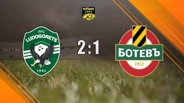 Жоржиньо донесе победата на Лудогорец в края на мача - отзивите след 2:1 срещу Ботев (Пд)