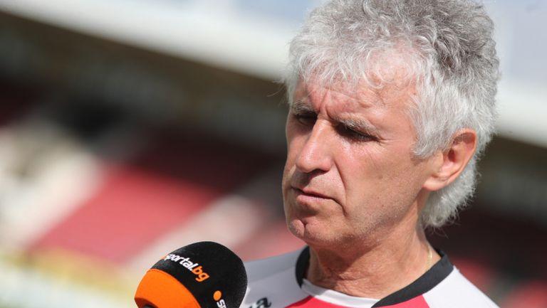 Иван Колев: Ще искам среща с Ради Здравков, за да разбера повече за играчите на Локомотив (Сф)