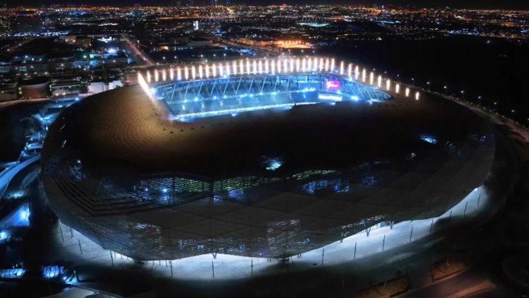 В Катар откриха нов стадион
