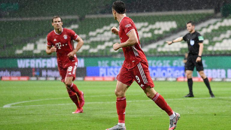 Байерн (Мюнхен) е отново шампион на Германия