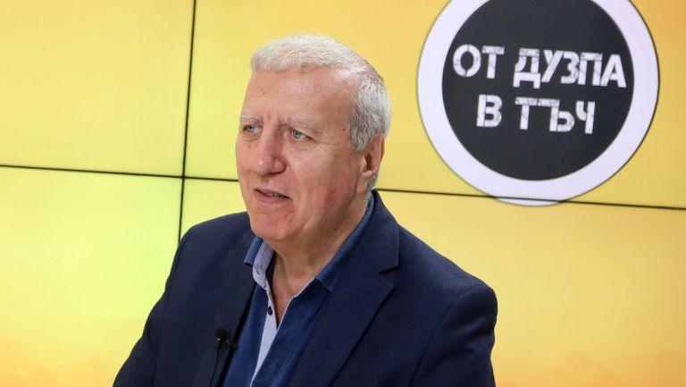 Александър Томов: Когато поех ЦСКА, Божков беше изчистил всички задължения