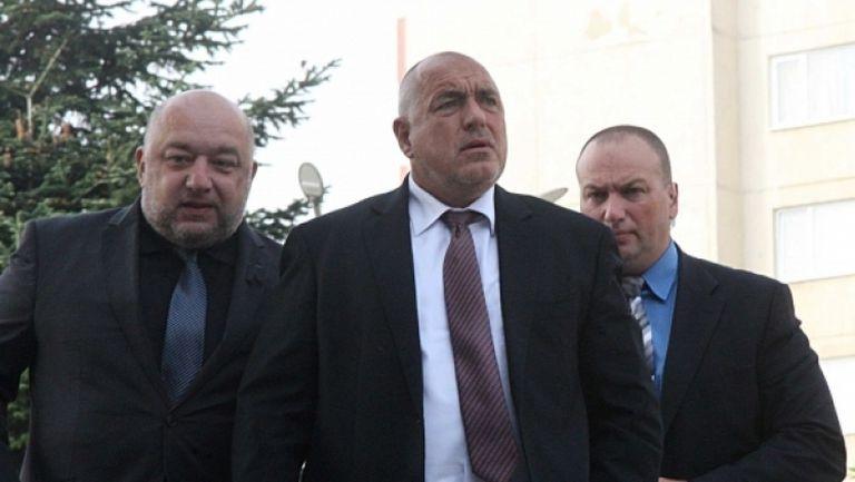 Бойко Борисов обясни за кореспонденцията с Васил Божков, свързана с юношите на Левски