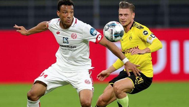 Дортмунд се издъни срещу Майнц