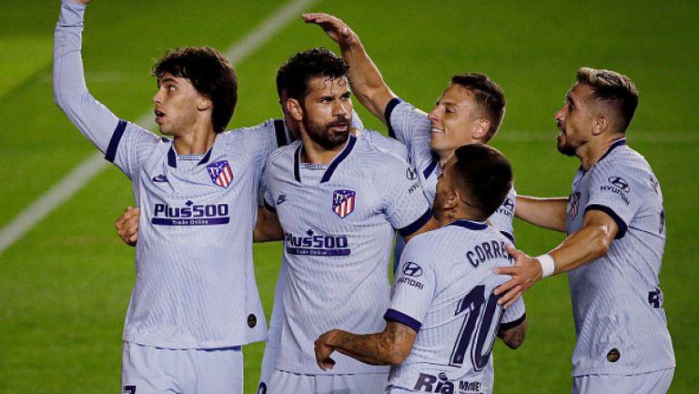Осасуна - Атлетико (Мадрид) 0:5