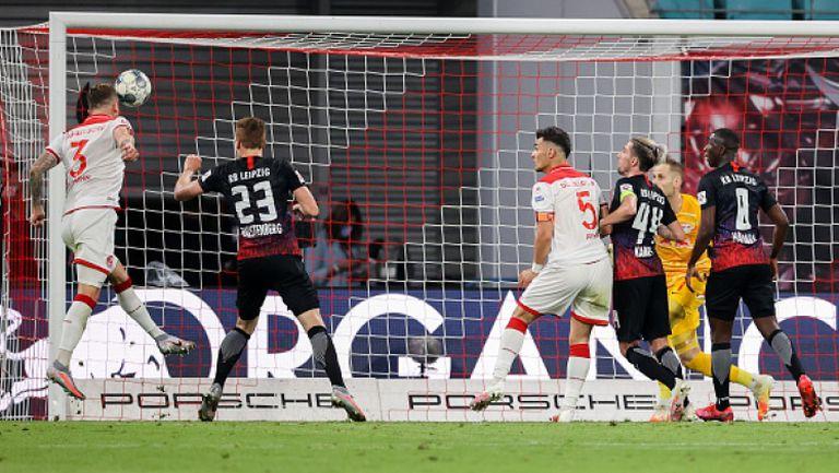Лайпциг изпусна победата над Фортуна