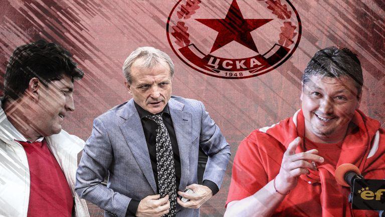 Любо Пенев за раздялата си с ЦСКА-София: Нещата са ОК, но когато има договорка, трябва да се спазва от двете страни