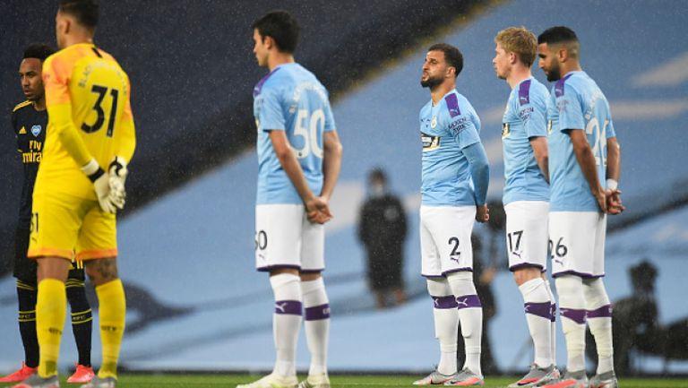 Манчестър Сити и Арсенал с жест