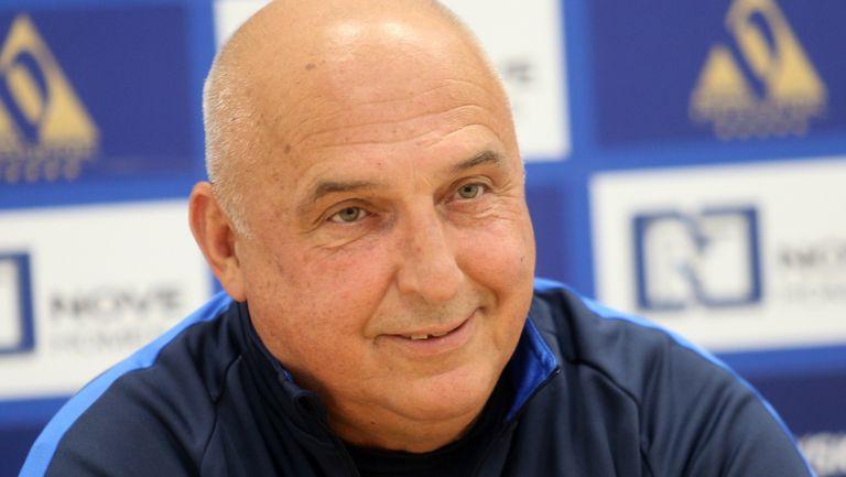 Тодоров: Мачът с ЦСКА е важен психологически, характерът печели