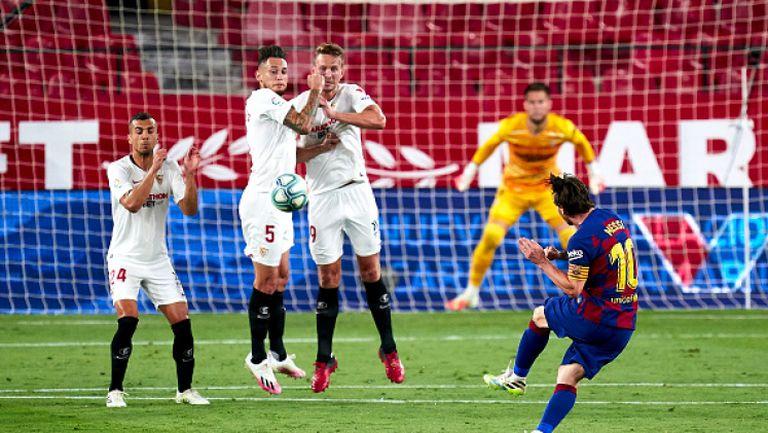 Барса стигна само до 0:0 и даде път на Реал Мадрид