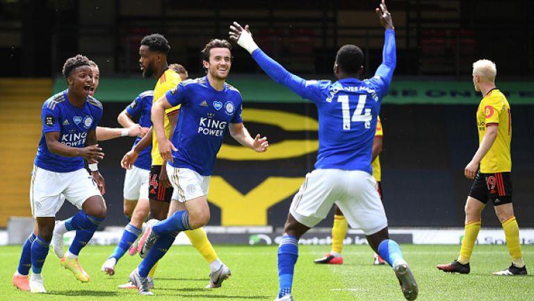 Уотфорд - Лестър Сити 1:1