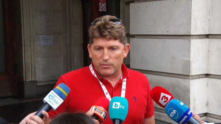 Стойчо Стоилов: Съдията помогна на Левски, Белтраме и Юрич са със съмнение за коронавирус