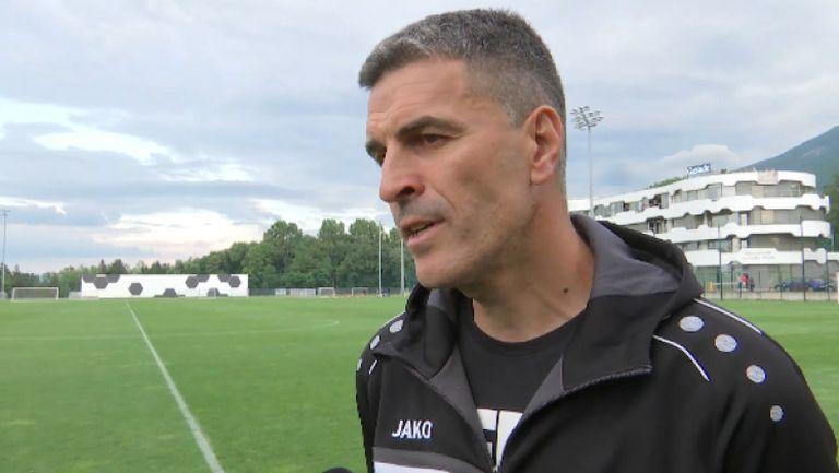 Треньорът на Септември (Симитли) Иво Тренчев: Първото полувреме стояхме добре