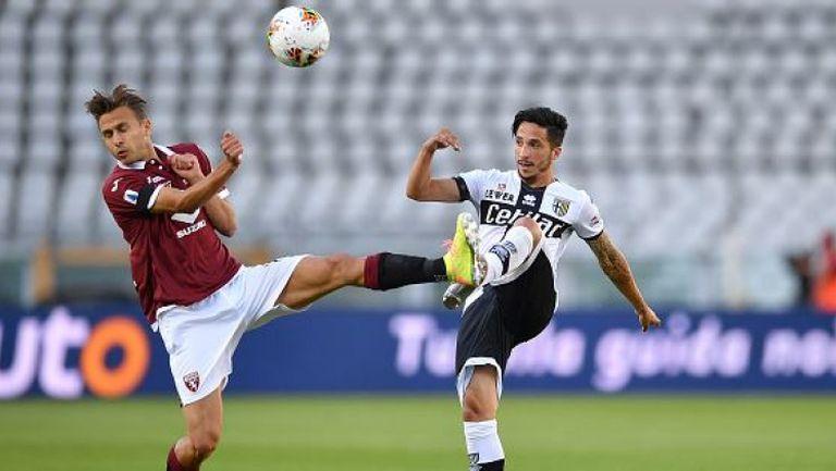 Торино и Парма не се победиха, Белоти пропусна дузпа