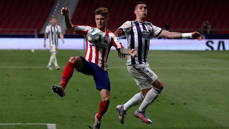Атлетико Мадрид - Валядолид 1:0