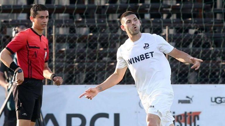 Чудесен гол на Свилен Щерев за 2:0 за Дунав срещу Арда