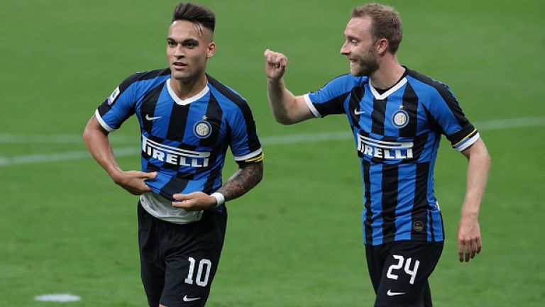 Интер победи Сампдория