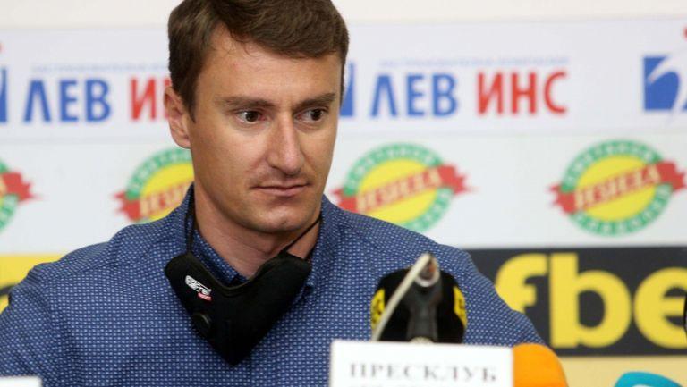 Краси Анев: Не съм сигурен дали ще продължа при тези условия