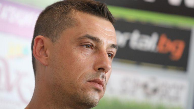 Александър Томаш: Имах обаждане от Гриша Ганчев, докато бях в Берое