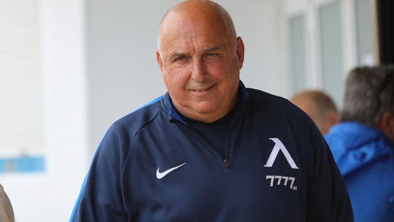 Георги Тодоров: Дано да няма някой с коронавирус, че ще трябва да прекратим първенството