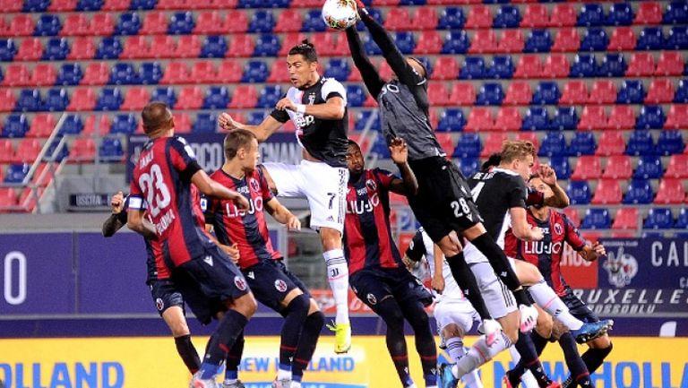 Ювентус с безпроблемна победа над Болоня