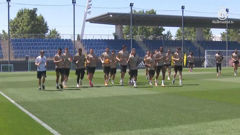Реал Мадрид се подготвя за мача с Майорка