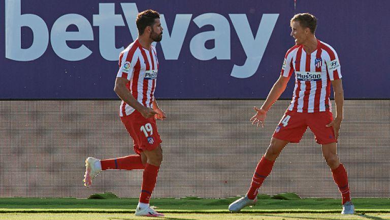 Леванте - Атлетико (Мадрид) 0:1