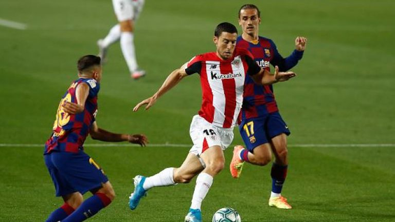 Барселона - Атлетик Билбао 1:0