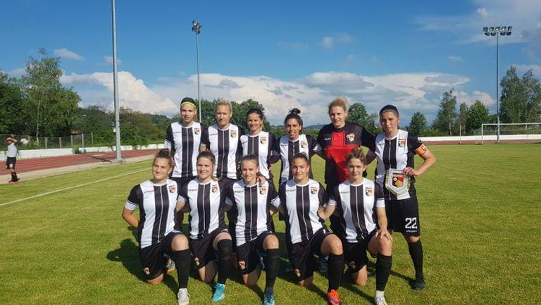 НСА победи Етър в дербито в женския футбол