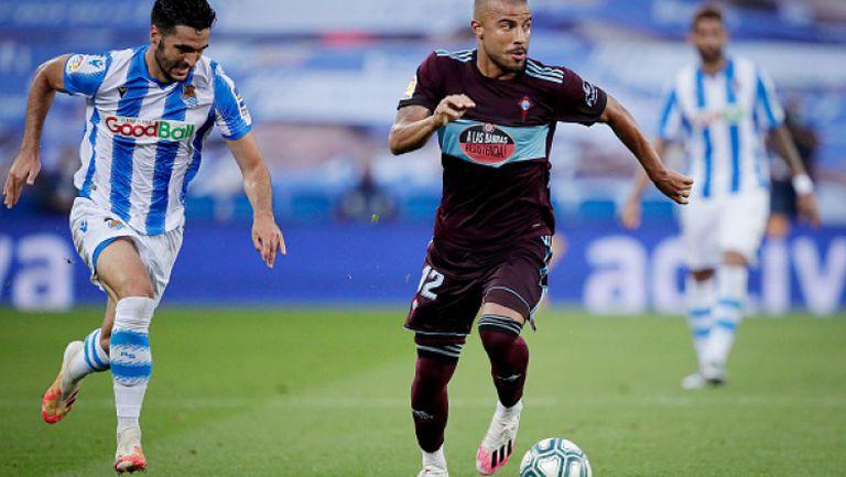 Реал Сосиедад - Селта 0:1