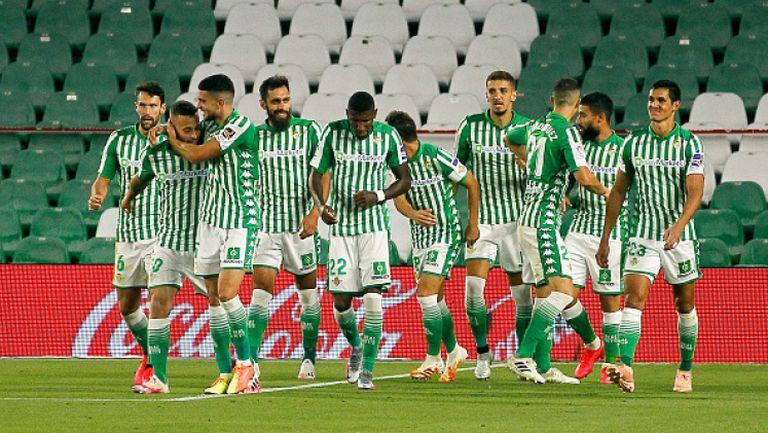Реал Бетис - Еспаньол 1:0