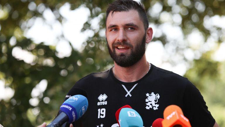 Цветан Соколов: В момента най-важното е да се подготвим физически