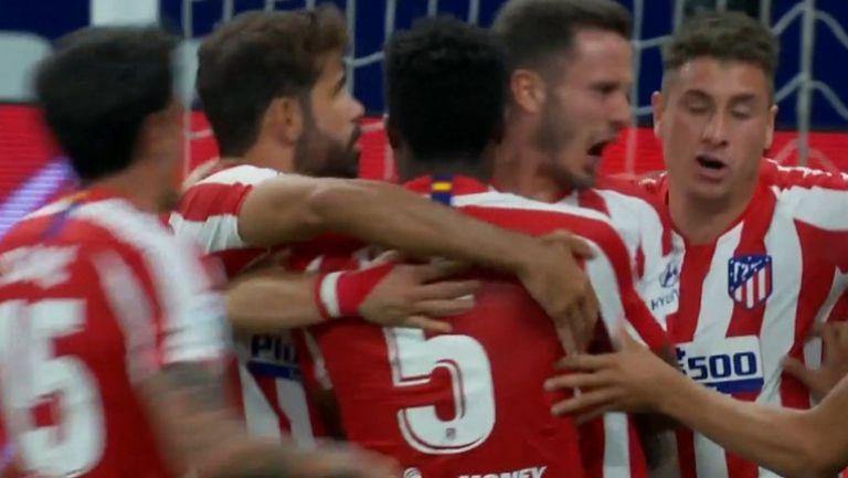 Атлетико Мадрид - Алавес 2:1