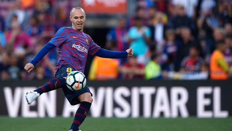 Андрес Иниеста: Най-трудният момент за мен беше напускането на Барселона
