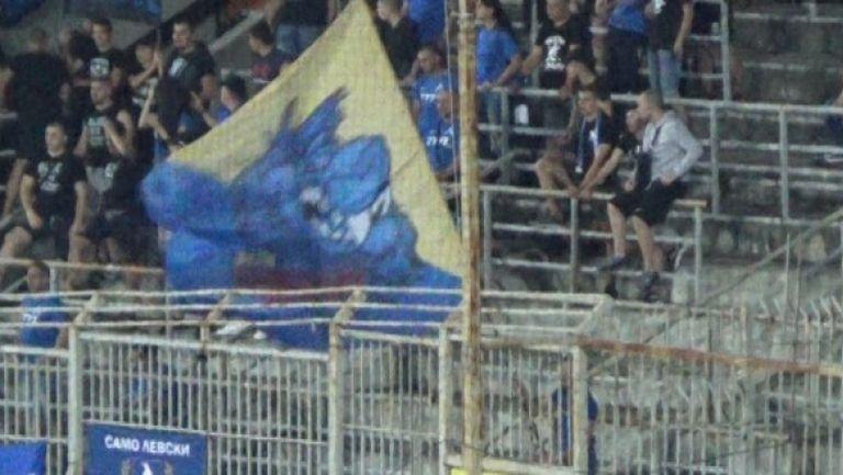 """""""Сините"""" подкрепят своите в тежката битка с Берое"""
