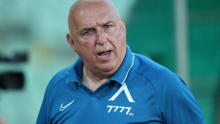 Георги Тодоров: Играхме по-грозен футбол от Берое, но постигнахме важна победа