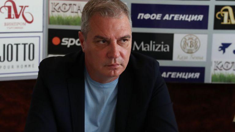 Сашо Станков: Ще даде ли Цървена звезда шанс на треньор като Ицо Янев?