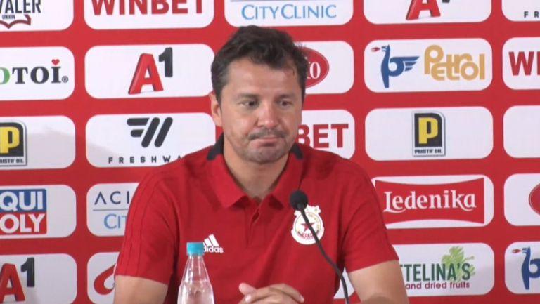 Крушчич: Има огромна мотивация в нас и феновете ни да спечелим Купата