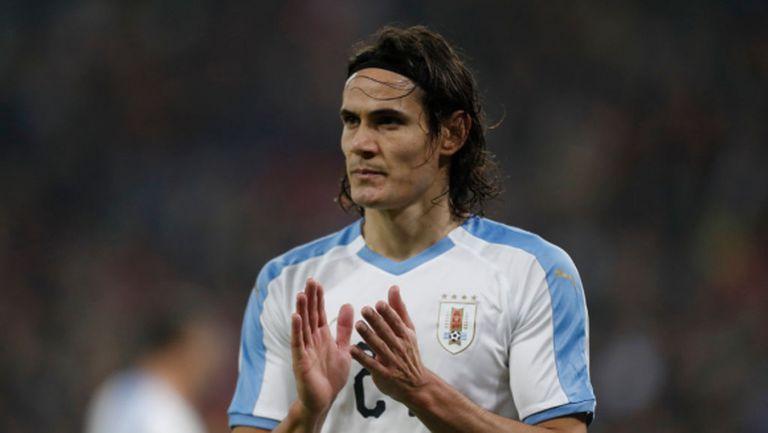 Кавани иска да играе в Ла Лига