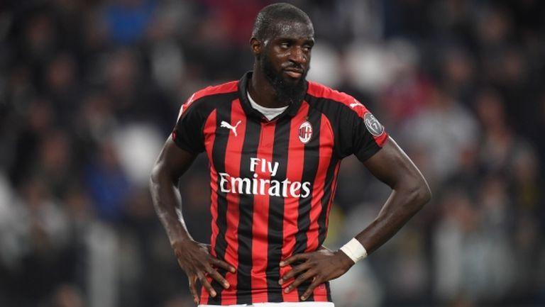 Бакайоко може да се върне в Милан