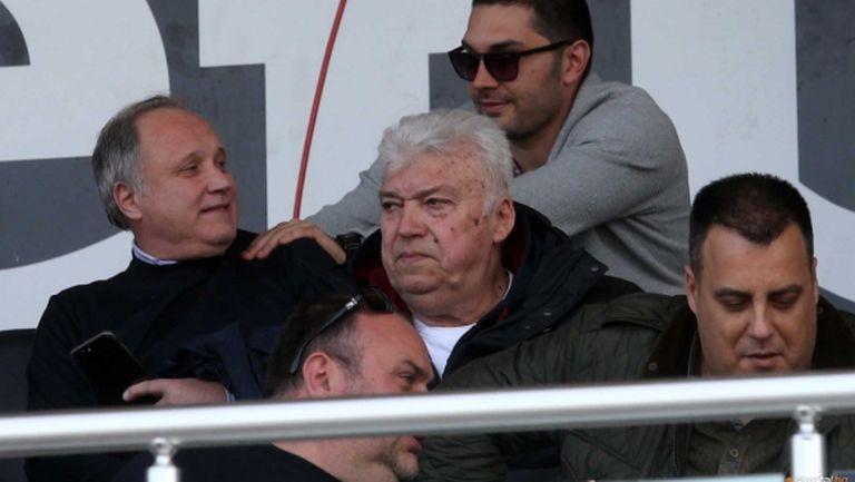Зума: Страхувам се за мача с Левски