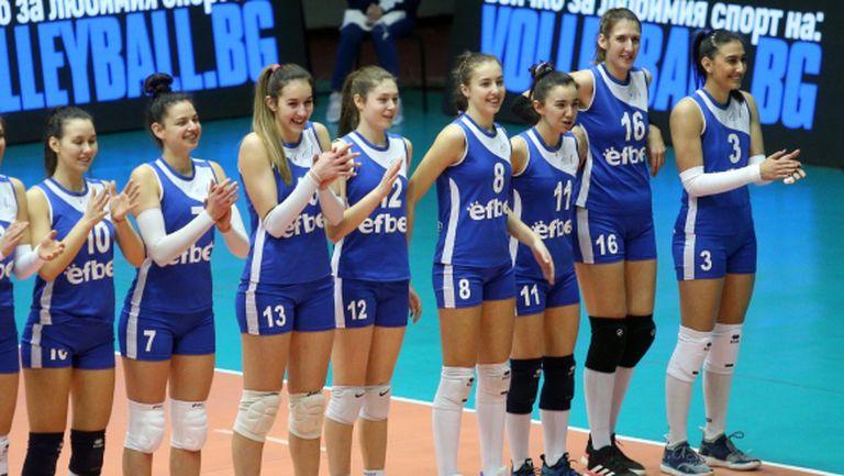 Волейболната федерация ще търси решения след разпадането на женския Левски