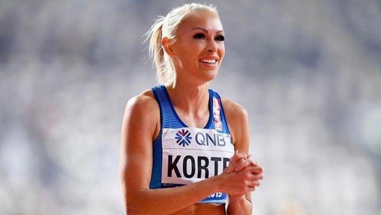 Две постижения №1 в света за сезона на атлетическо състезание в Лахти