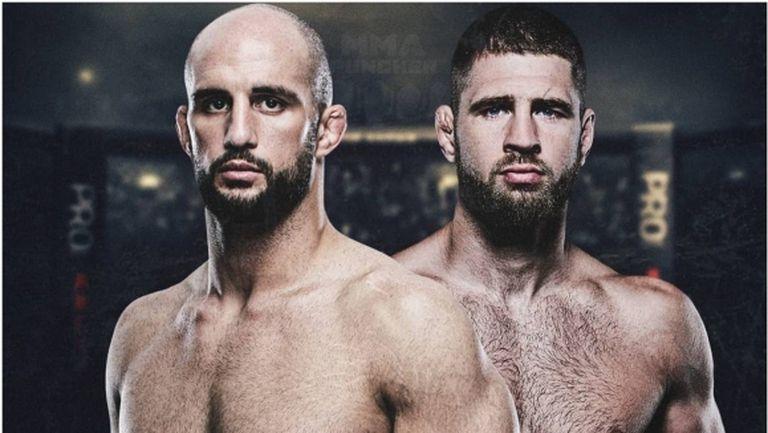 Йоздемир срещу Прохазка на UFC 251