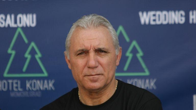 Стоичков: Никой не може да се сравнява с Меси, дори Марадона