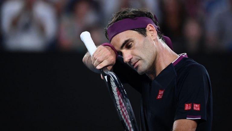 Федерер е аут до края на годината!